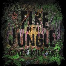 Fire in the Jungle - CD Audio di Oliver Koletzki