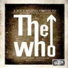 A Rock Legend Tribute to the Who - CD Audio