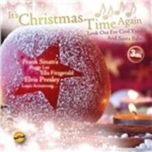 It's Christmas Time Again - CD Audio