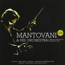 Legendary Mantovani - CD Audio di Mantovani Orchestra