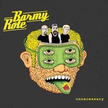 Unnecessary - CD Audio di Barmy Rote