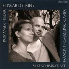 Songs - CD Audio di Edvard Grieg
