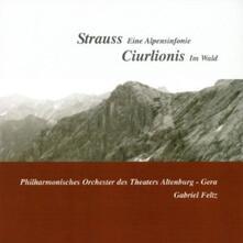 Eine Alpensinfonie Op64 - CD Audio di Richard Strauss