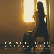 La Note D'or - CD Audio di Ernest Chausson