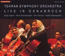 Tehran Symphony Orchester - CD Audio