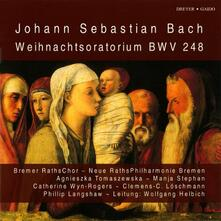 Christmas Oratorium - CD Audio di Johann Sebastian Bach