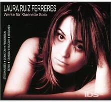 Works for Clarinet Solo - CD Audio di Luciano Berio