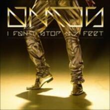 I Can't Stop My Feet - CD Audio Singolo di Amos