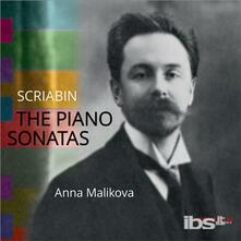 Sonate per Pianoforte - CD Audio di Alexander Nikolayevich Scriabin