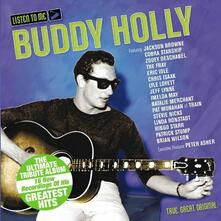 Listen to me - CD Audio di Buddy Holly