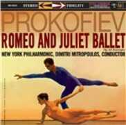 Vinile Romeo e Giulietta Modest Petrovich Mussorgsky Sergei Sergeevic Prokofiev New York Philharmonic Orchestra