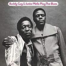 Play the Blues - Vinile LP di Buddy Guy,Junior Wells