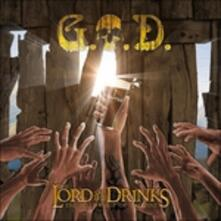 Lord of the Drinks - CD Audio di G.O.D.