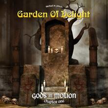 Gods in Motion-Chapter 1 - CD Audio di Garden of Delight