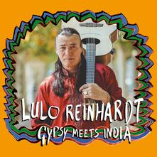 Gypsy Meets India - CD Audio di Lulo Reinhardt