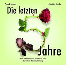 Die Letzten 5 Jahre-Das M (Colonna Sonora) - CD Audio