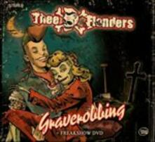 Graverobbing - CD Audio + DVD di Thee Flanders