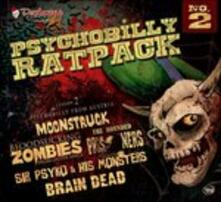 Psychobilly Ratpack 2 - CD Audio