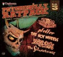 Psychobilly Ratpack 3 - CD Audio