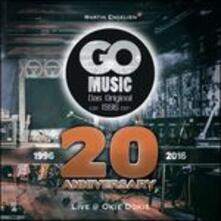 Go Music (20th Anniversary Edition) - CD Audio di Martin Engelien