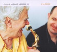 A La Carte - CD Audio di Ilgter