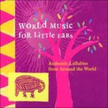 World Music for Little - CD Audio