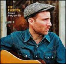 Sing a Song for Me - CD Audio di Lee Everton