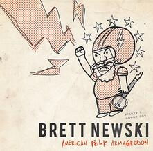 American Folk Armageddon - CD Audio di Brett Newski