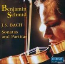 Sonaten & Partiten Solo V - CD Audio di Johann Sebastian Bach