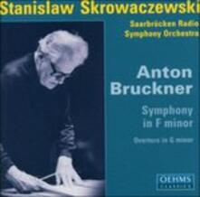 Symphony in F - Minor - CD Audio di Anton Bruckner