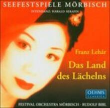 Land des Lachelns - CD Audio di Franz Lehàr