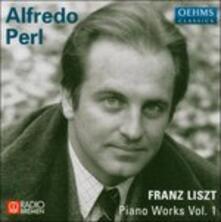 Klavierwerke vol.1 - CD Audio di Franz Liszt