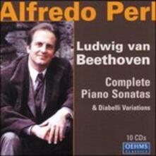 Samtliche Klaviersonaten - CD Audio di Ludwig van Beethoven