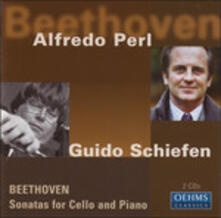 Sonate for Cello and Pia - CD Audio di Ludwig van Beethoven