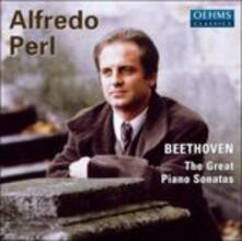 Great Piano Sonatas - CD Audio di Ludwig van Beethoven