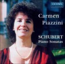 Sonate per Pianoforte - CD Audio di Franz Schubert