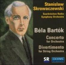 Concerto for Orchestra - di - CD Audio di Bela Bartok