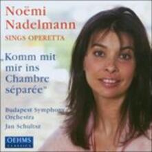 Kommt Mir Ins Chambre Sep - CD Audio di Noemi Nadelmann