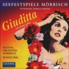 Giuditta - CD Audio di Franz Lehàr