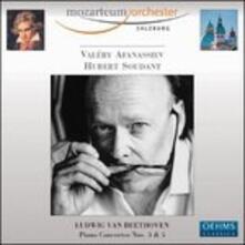 Concertos for Piano No. 3& - CD Audio di Ludwig van Beethoven