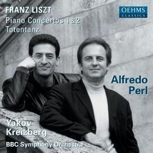 Concerti per Pianoforte - Totentanz - CD Audio di Franz Liszt