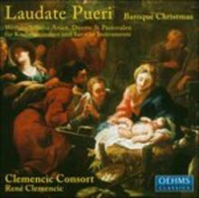 Laudate Pueri - Weihnachtli - CD Audio di Clemencic Consort
