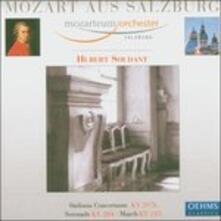 Sinfonia Concertante - Sere - CD Audio di Wolfgang Amadeus Mozart