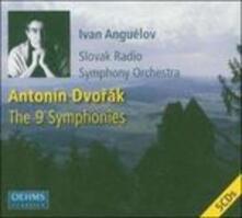 Sinfonie complete - CD Audio di Antonin Dvorak