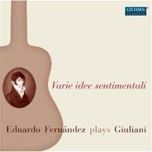 Rossiniana-Sontina Op.72 - CD Audio di Mauro Giuliani