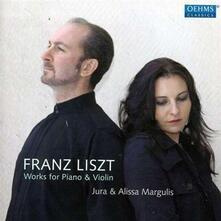 Duo Sonata in C Minor - CD Audio di Franz Liszt