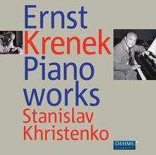 Krenek Piano Works - CD Audio di Ernst Krenek