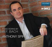 Piano Works - CD Audio di Wilhelm Friedemann Bach