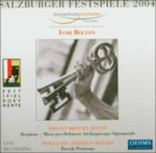 Salzburger Festspiele 200 - CD Audio di Franz Joseph Haydn,Wolfgang Amadeus Mozart