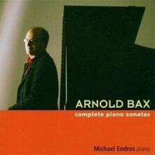 Sonate per Pianoforte - CD Audio di Arnold Trevor Bax
